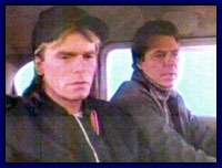 Roger as a pilot on the series MacGyver